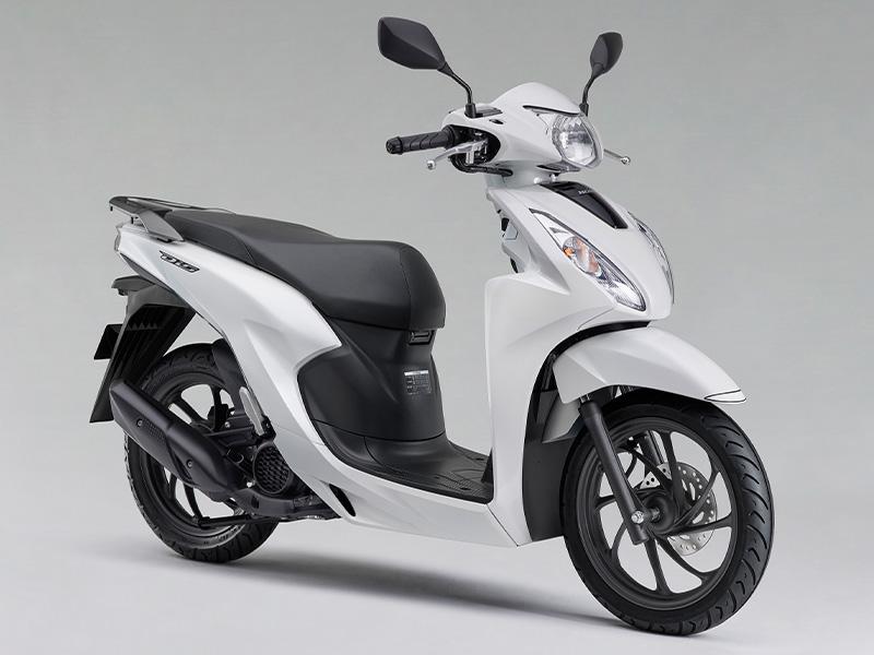 ホンダ Dio110 2021年モデル 記事1