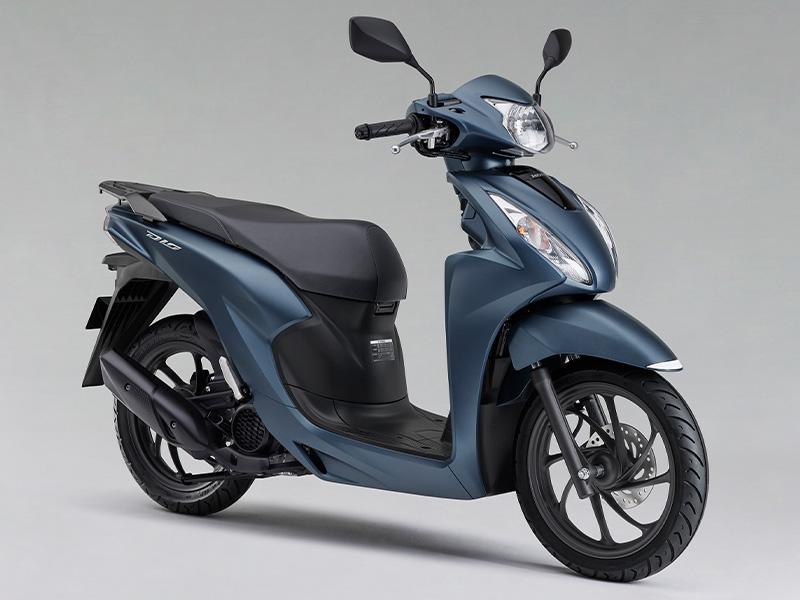 ホンダ Dio110 2021年モデル 記事2
