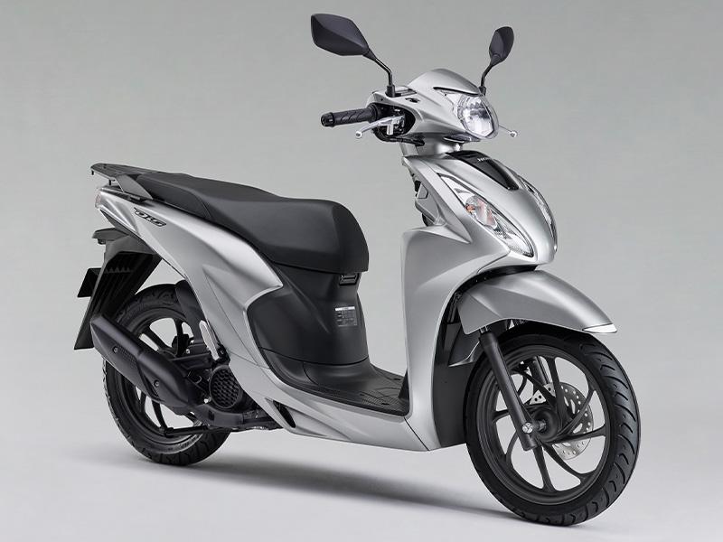 ホンダ Dio110 2021年モデル 記事3
