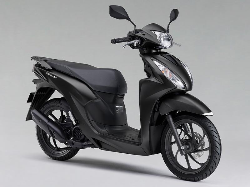 ホンダ Dio110 2021年モデル 記事4