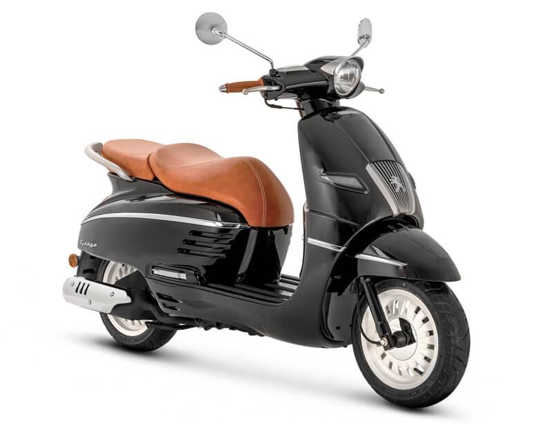 プジョーモトシクル ジャンゴ50 ジャンゴ125 ジャンゴ150 2021年モデル 記事4