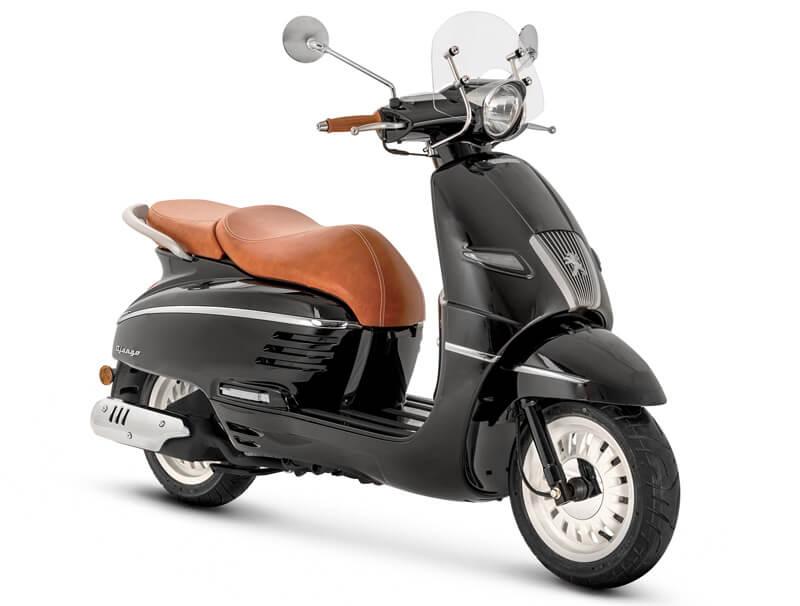 プジョーモトシクル ジャンゴ50 ジャンゴ125 ジャンゴ150 2021年モデル 記事7