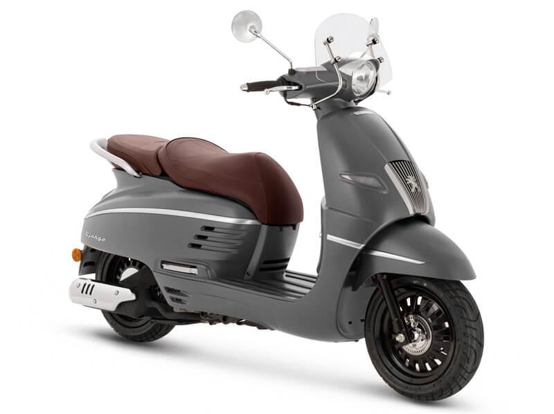 プジョーモトシクル ジャンゴ50 ジャンゴ125 ジャンゴ150 2021年モデル 記事9