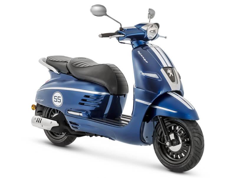 プジョーモトシクル ジャンゴ50 ジャンゴ125 ジャンゴ150 2021年モデル 記事12