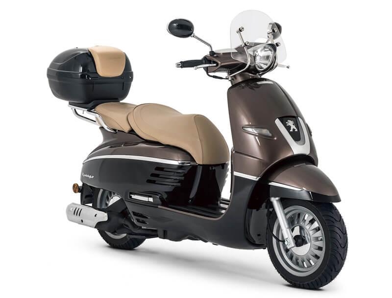 プジョーモトシクル ジャンゴ50 ジャンゴ125 ジャンゴ150 2021年モデル 記事14