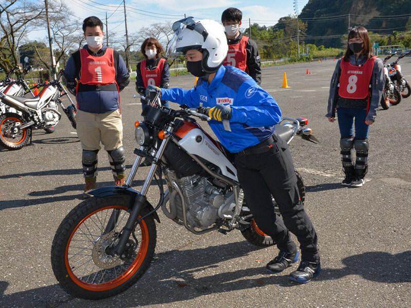 【ヤマハ】「YRA 大人のバイクレッスン」2021年度のスケージュールを発表! 申し込み開始は2/13より メイン