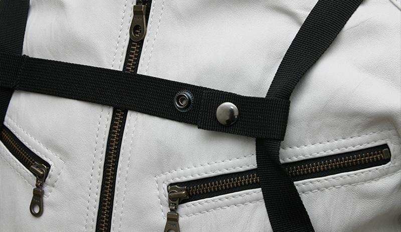 買い物だけでなくツーリングのサブバッグとしても便利なエコバッグ「エコバックパック」がデグナーから登場 記事5