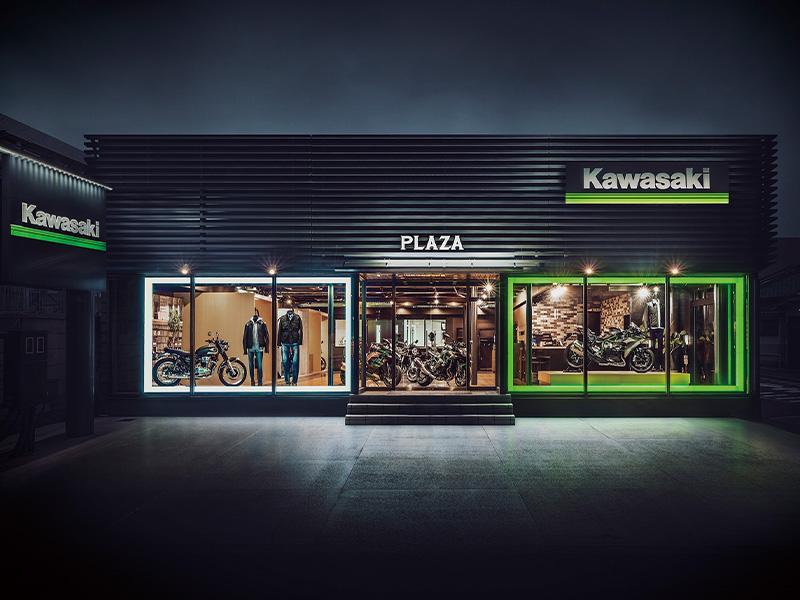 【カワサキ】広島県内3店舗目のカワサキプラザ店「カワサキプラザ広島」が2/18グランドオープン メイン