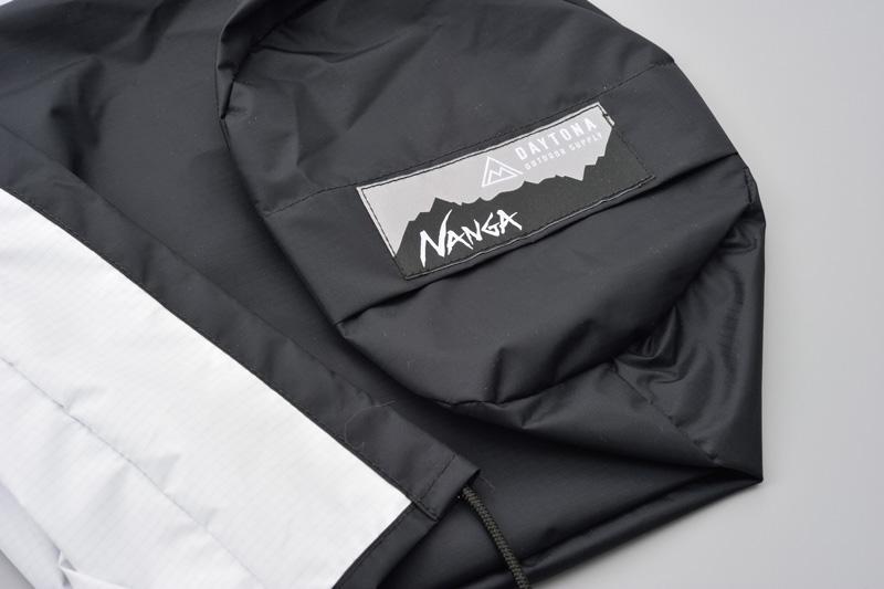 デイトナから NANGA(R)別注の3シーズンタイプの寝袋が3月上旬発売! 記事2
