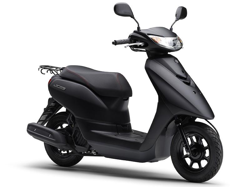 ヤマハ JOG Deluxe JOG 2021年モデル 記事1