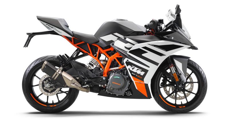 【KTM】MY2021ストリートモデル5機種を2月に発売予定 記事6