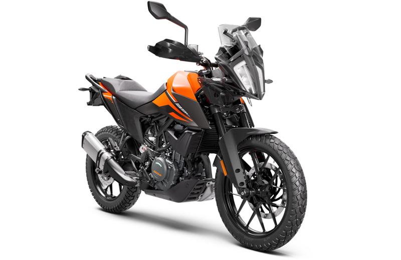 【KTM】MY2021ストリートモデル5機種を2月に発売予定 記事7