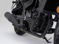 レブル250専用設計! エクストリームバイクをイメージしたエンジンガード「クラッシュバー」がデイトナから2月上旬発売 メイン