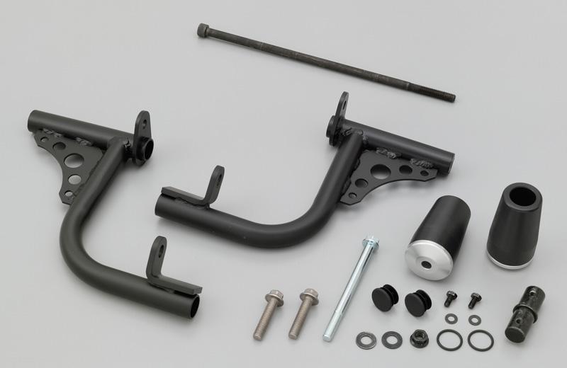 レブル250専用設計! エクストリームバイクをイメージしたエンジンガード「クラッシュバー」がデイトナから2月上旬発売 記事3