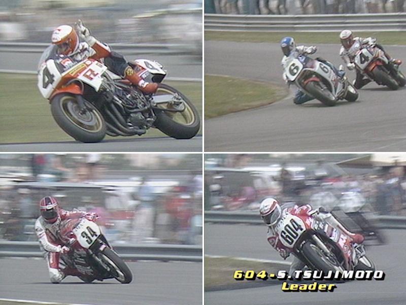 貴重なレースを収録した DVD「1986デイトナ200」がウィック・ビジュアル・ビューロウから2/24発売 記事1