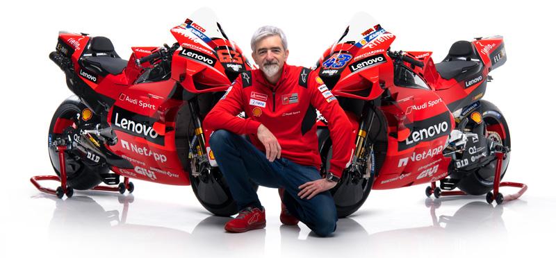 【ドゥカティ】2021年の MotoGP 参戦体制をオンラインで発表 記事2