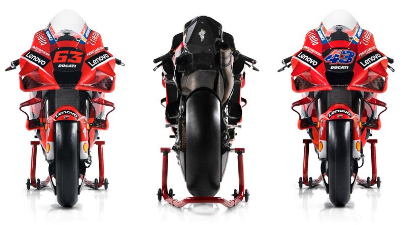【ドゥカティ】2021年の MotoGP 参戦体制をオンラインで発表 記事3
