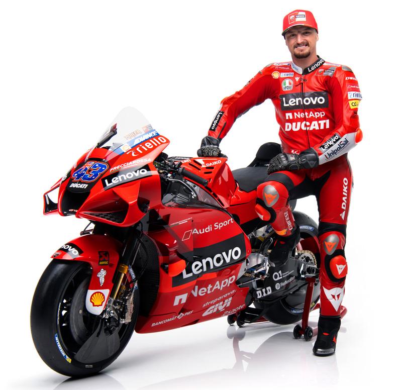 【ドゥカティ】2021年の MotoGP 参戦体制をオンラインで発表 記事4