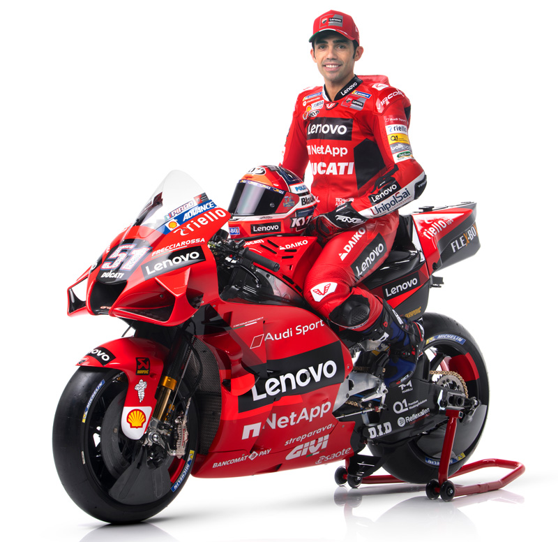 【ドゥカティ】2021年の MotoGP 参戦体制をオンラインで発表 記事5