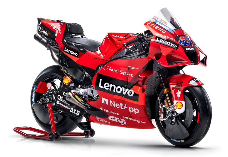 【ドゥカティ】2021年の MotoGP 参戦体制をオンラインで発表 記事6