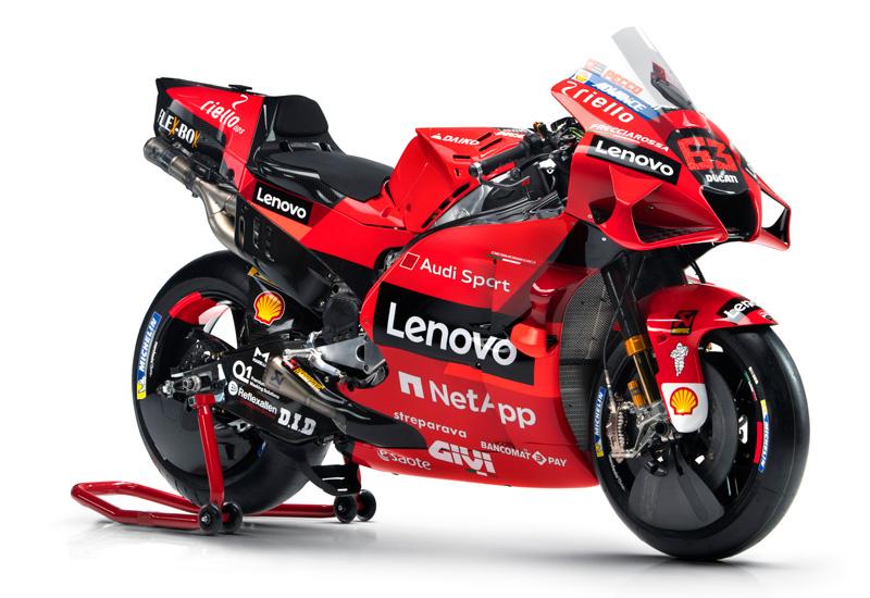 【ドゥカティ】2021年の MotoGP 参戦体制をオンラインで発表 記事7