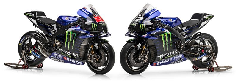 【ヤマハ】2021シーズン FIM ロードレース世界選手権 MotoGP クラスの参戦体制を発表 記事1