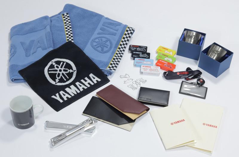 【ヤマハ】オンラインショップ「ブランドストア」にブランドロゴ入りノベルティなど新アイテムが登場! メイン