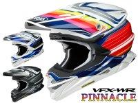 オフロードヘルメット VFX-WR のグラフィックモデル「VFX-WR PINNACLE」がショウエイから5月発売予定 メイン