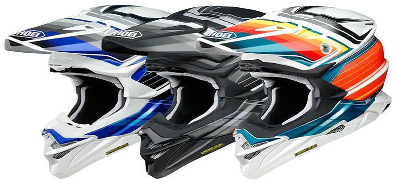 オフロードヘルメット VFX-WR のグラフィックモデル「VFX-WR PINNACLE」がショウエイから5月発売予定 記事2