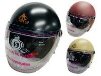 RIDEZ の女性用ヘルメット「VIVIAN」にソリッドカラーモデルが登場! メイン