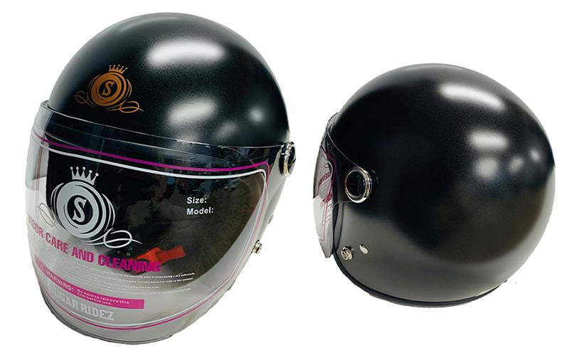 RIDEZ の女性用ヘルメット「VIVIAN」にソリッドカラーモデルが登場! 記事1