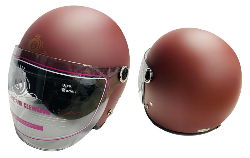 RIDEZ の女性用ヘルメット「VIVIAN」にソリッドカラーモデルが登場! 記事2