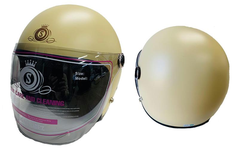 RIDEZ の女性用ヘルメット「VIVIAN」にソリッドカラーモデルが登場! 記事3