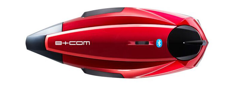 サイン・ハウスが「B+COM ONE」発売1周年を記念し限定カラー「Ruby Red」シリーズを3/15発売 記事1