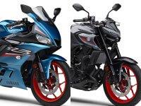 【ヤマハ】「バイクデビュー!YZF-R3/R25・MT-03/25 特別金利0.99%キャンペーン」を5/31まで実施中 サムネイル