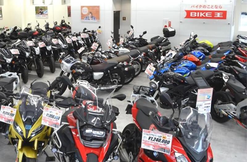 「バイク王 高松店」が3/5に移転・リニューアルオープン! 3/6・7は「バイク王 高松店オープン祭」を開催 記事3