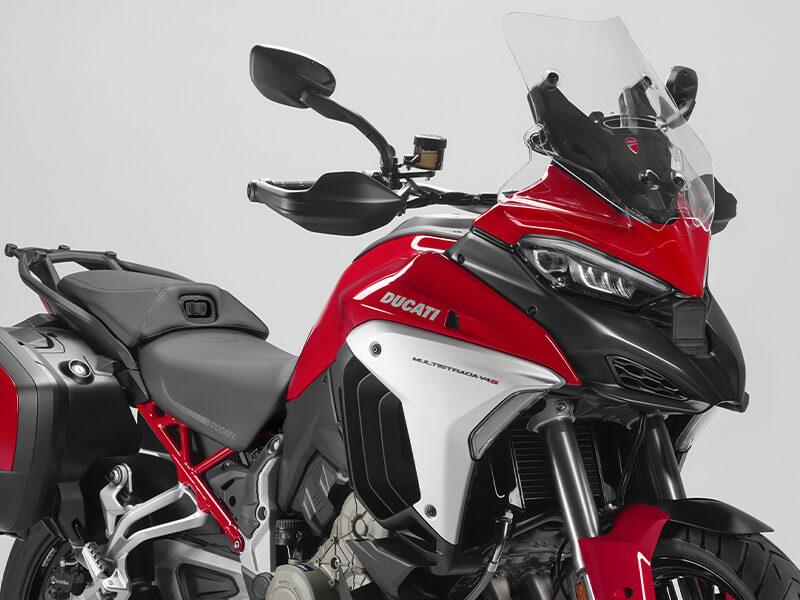 【ドゥカティ】国内仕様「Multistrada V4 S」の発売日は3/13に決定! メイン