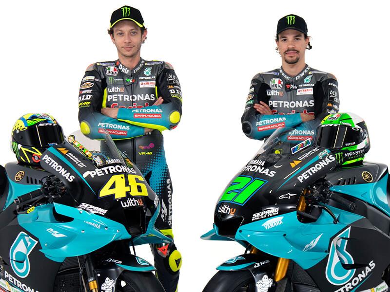 【ヤマハ】「PETRONAS Yamaha Sepang Racing Team」2021シーズン MotoGP クラスの参戦体制を発表 メイン
