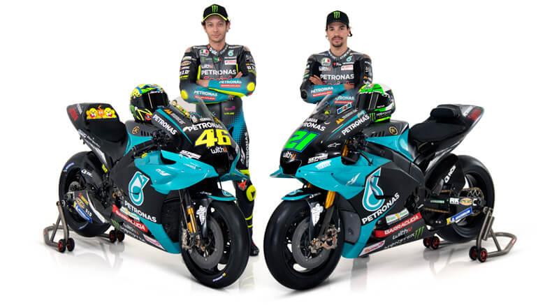 【ヤマハ】「PETRONAS Yamaha Sepang Racing Team」2021シーズン MotoGP クラスの参戦体制を発表 記事1