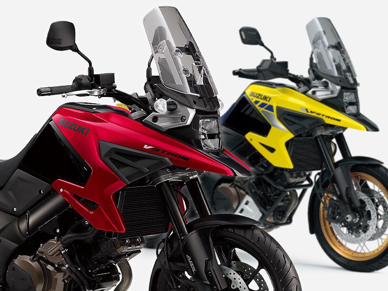 スズキ V-STROM 1050 V-STROM 1050XT 2021年モデル メイン