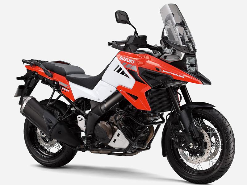 スズキ V-STROM 1050 V-STROM 1050XT 2021年モデル 記事4