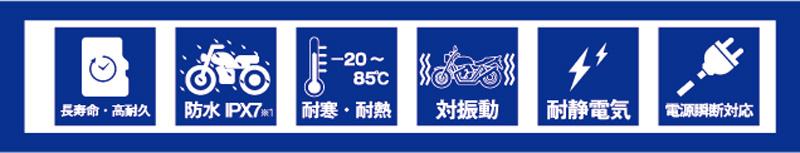 ミツバサンコーワのバイク用ドラレコに新商品「EDR-21α」シリーズが登場 2021年初夏発売 記事6