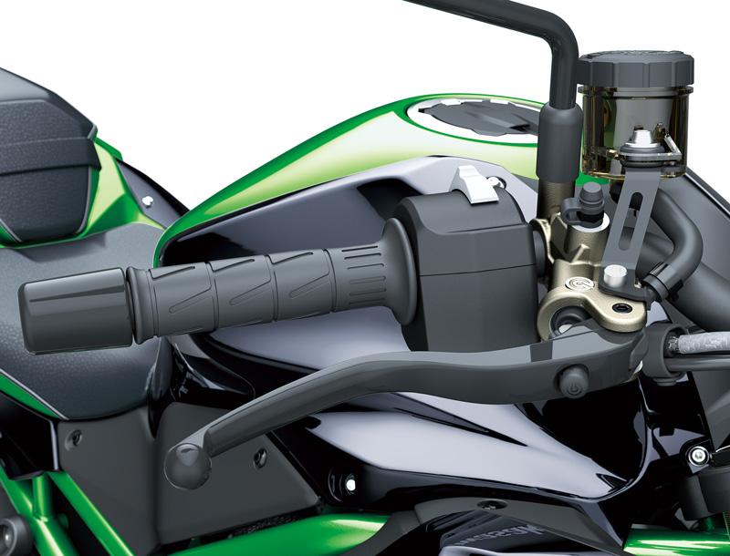 カワサキ Z H2 SE 2021年モデル 記事5
