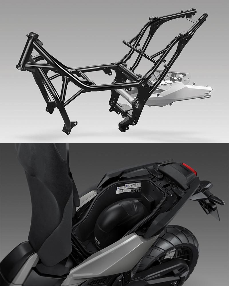 ホンダ X-ADV 2021年モデル 記事4