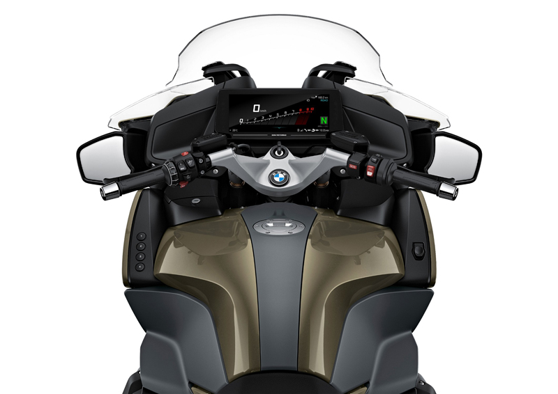 BMW R 1250 RT 2021年モデル 記事5