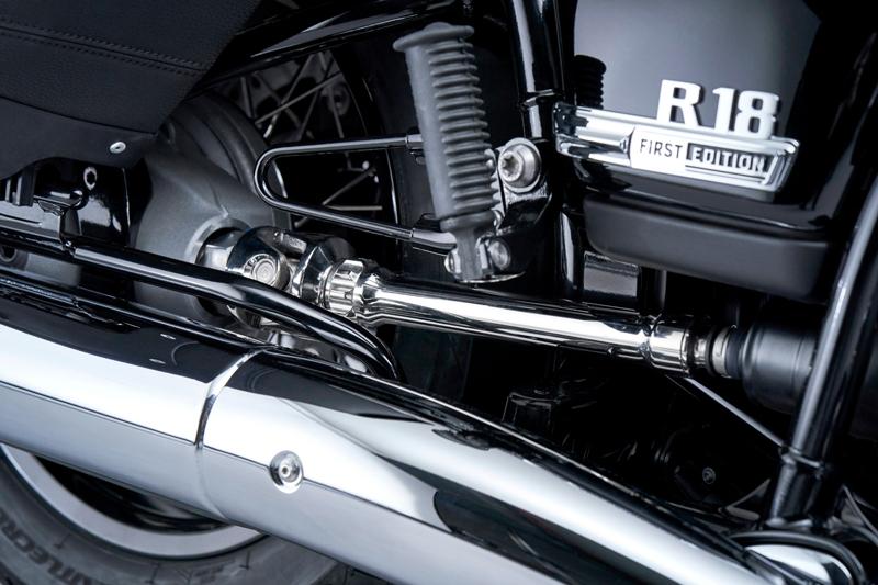 BMW R 18 Classic First Edition BMW R 18 Classic 記事6