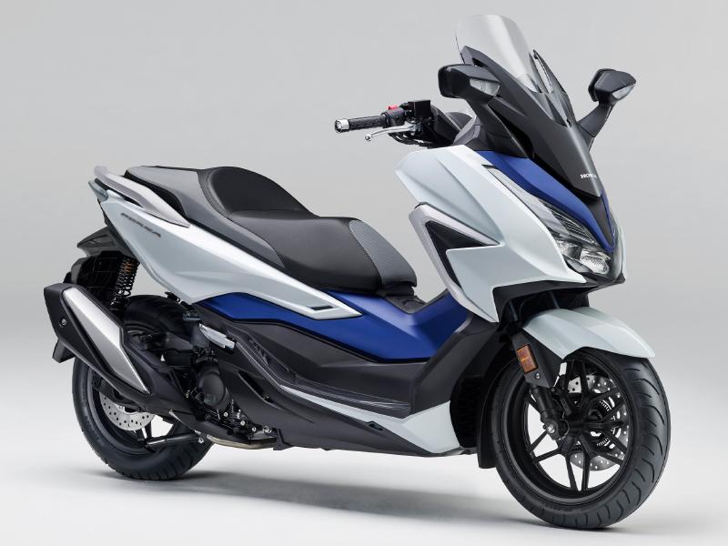 ホンダ フォルツァ 2021年モデル 記事1