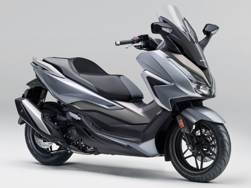 ホンダ フォルツァ 2021年モデル 記事2