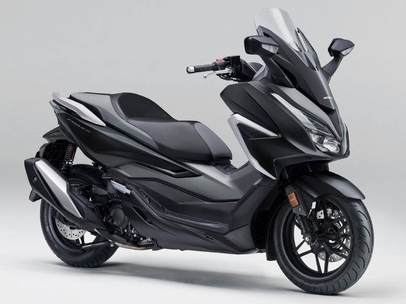 ホンダ フォルツァ 2021年モデル 記事3