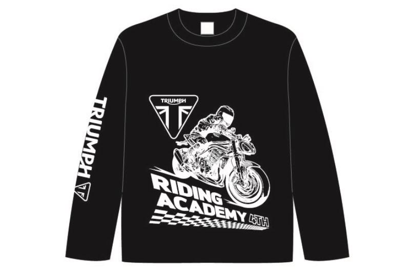トライアンフオーナーのためのライディングスクール「第4回 TRIUMPH RIDING ACADEMY」が袖ケ浦フォレストレースウェイで4/3開催 記事3